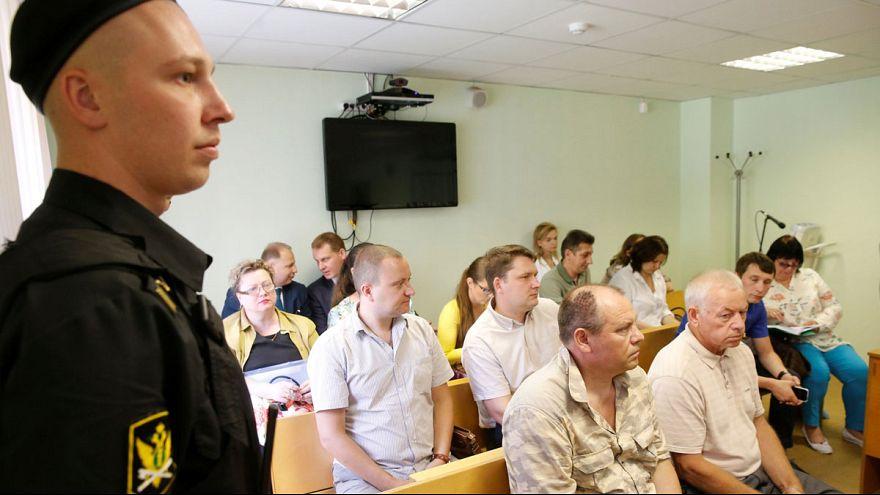 Crash de l'avion de Christophe de Margerie : deux des accusés plaident coupable