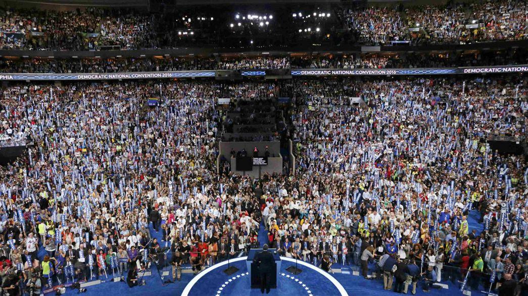 Clinton Obama'nın popülaritesini geçecek mi?