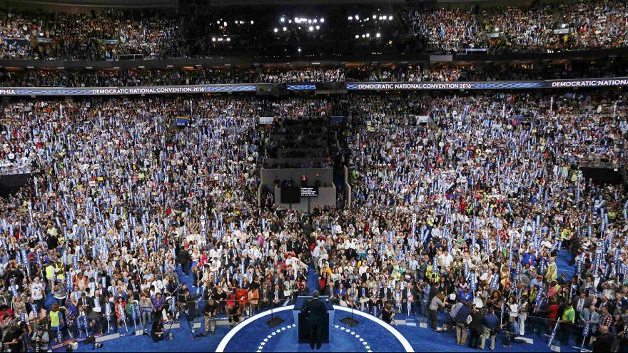 Interview: Democratic convention delegate Malcolm Kenyatta