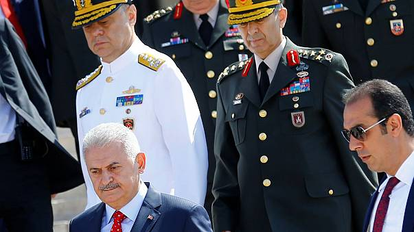Generals resign ahead of military overhaul in Turkey