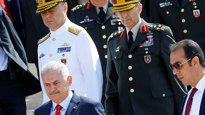 Generals resign ahead of military overhaul in Turkey