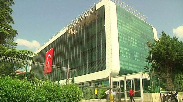 Turkey media crackdown sees 131 outlets shut down