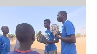 Baseball gets huge boost in Senegal