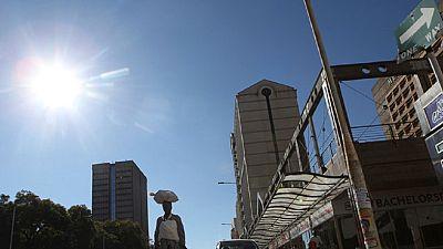 Zimbabwe imports fall 13.3%
