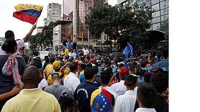 Vénézuela : grande mobilisation de l'opposition