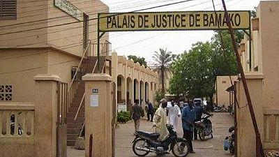 Grève des magistrats au Mali