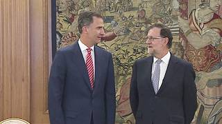 Spain's King Felipe tasks Mariano Rajoy to form new government
