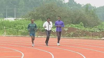 Ethiopia athletes upbeat about Rio Olympics chances