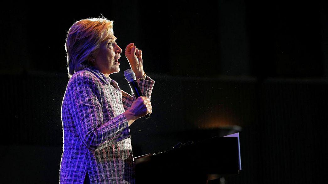 Выборы в США: Хиллари услышит о себе много нового