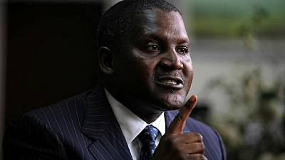 Dangote falls to 104th richest man in the world - Bloomberg business
