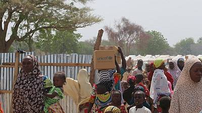 UNICEF convoy attacked in Nigeria's northeast, aid deliveries suspended