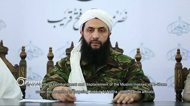 Nusra Front militant group says it's ending ties with al Qaeda