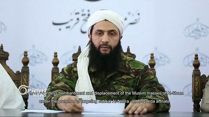 جبهة النصرة تفك ارتباطها بتنظيم القاعدة وتغير اسمها