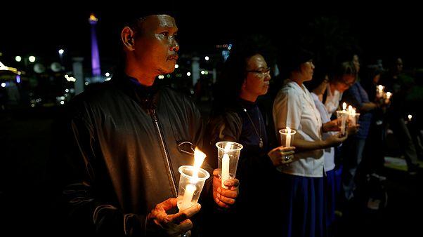 Kábítószer-kereskedőket végeztek ki Indonéziában