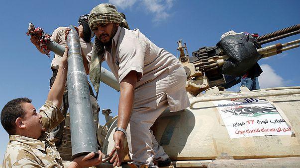 Líbia: visszaszorult az Iszlám Állam Szirtben