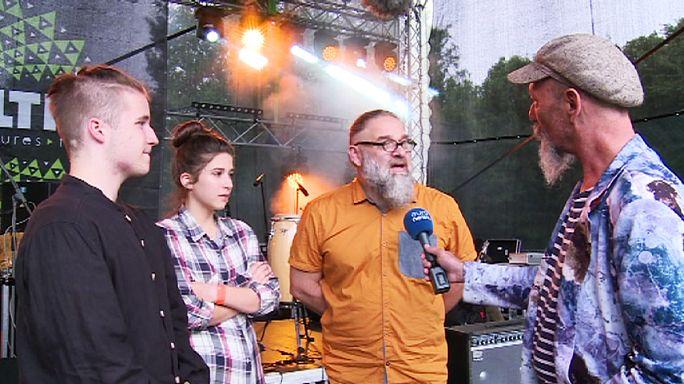 «خانواده مالیس» گروه موسیقی فولک از لهستان