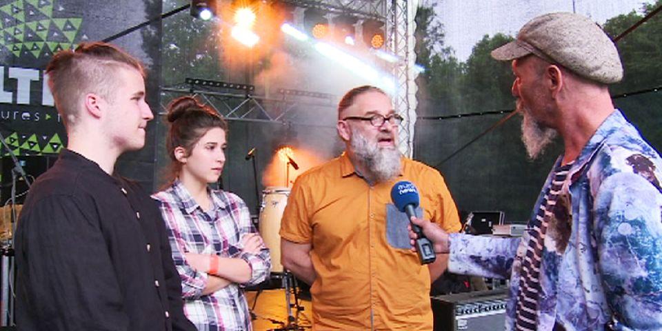 Kapela Maliszów: Eine Familien-Folk-Band aus Polen