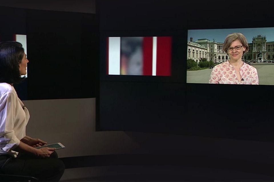 """Joanna Goodey (UE): """"Leggi severe e prevenzione contro le molestie sessuali"""""""