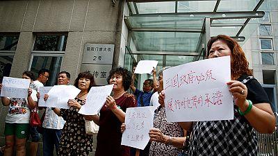 Flug MH370: Angehörige protestieren gegen Suspendierung der Suchaktion