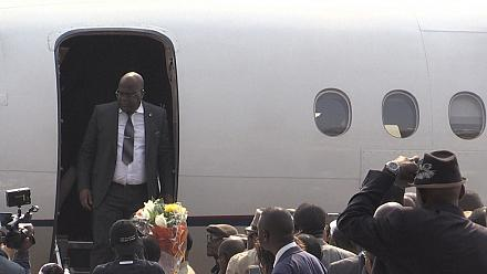 Relive the highlights of the return of DRC's leading political figure Tshisekedi [video]