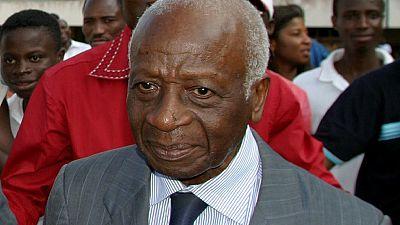 Disparition de l'ancien président Emile Derlin Zinsou — Bénin