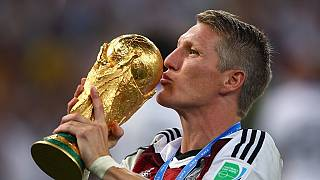 Germany's Schweinsteiger retires from international football