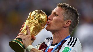 Allemagne: Bastian Schweinsteiger prend sa retraite internationale