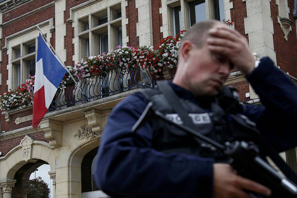 State of the Union: a string of attacks in Europe