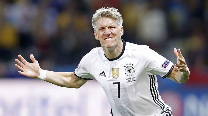 Germania: Schweinsteiger lascia la nazionale
