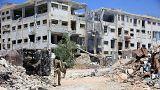 Humanitäre Hilfe für Aleppo