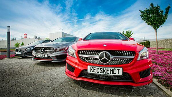 Új autógyárat épít a Mercedes-Benz Kecskeméten