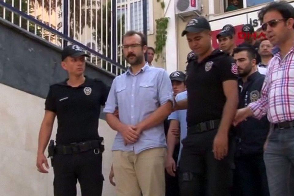 Aumenta la represión contra la prensa en Turquía