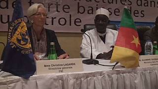 IMF warns Central African economies to brace for hard times