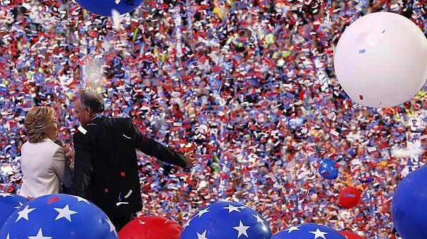 Los demócratas ganaron a los republicanos, en donaciones para organizar las convenciones en EEUU
