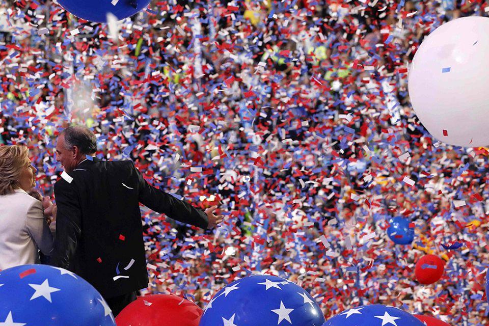 Conventions politiques américaines : la surenchère