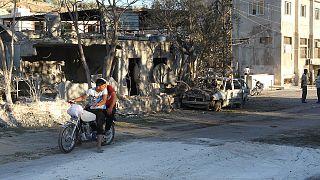 Suriye'de muhaliflerin kontrolündeki doğumevi vuruldu