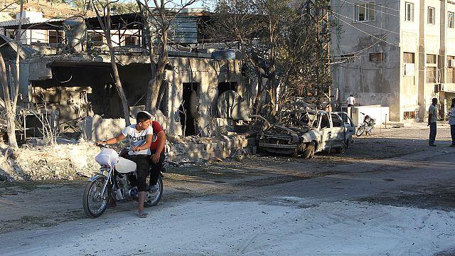 Сирия: в Идлибе под обстрел попал роддом