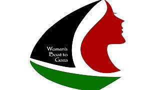 """سفينة """"النساء إلى غزة""""..رسالة الأمل والتضامن"""