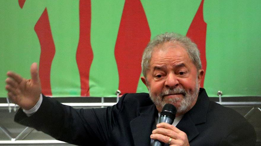 Un tribunal sienta en el banquillo a Lula da Silva por un intento de soborno en el caso Petrobras