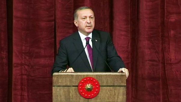 Ερντογάν... ο επιεικής-Νέα επίθεση στη Δύση