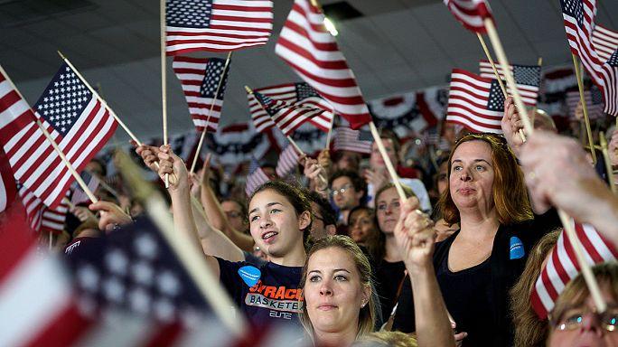 سجال محتدم بين كلينتون وترامب مع بدء الحملات الانتخابية الرئاسية