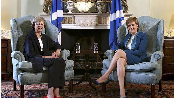 Schotten wollen Teil des Vereinigten Königreichs bleiben