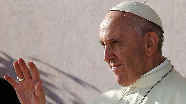 دیدار و گفت و گوی پاپ با جوانان در لهستان