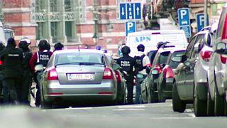 Belçika'daki terör operasyonunda iki kişi gözaltına alındı