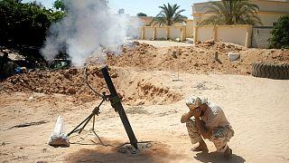 Le groupe Etat islamique acculé à Syrte