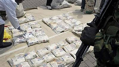 2.6 million euros worth of cocaine busted at Kenyan port