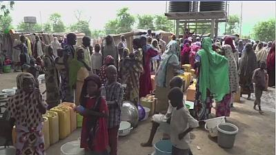UNICEF resumes aid in conflict-ridden northeastern Nigeria