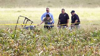 Sixteen killed in Texas hot air balloon crash, says police