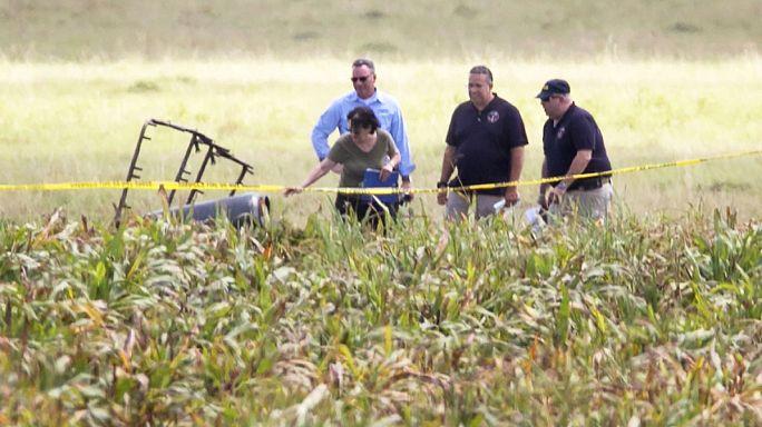 Mueren las 16 personas que sufrieron un accidente de globo aerostático en Texas