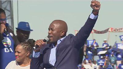 L'Alliance démocratique pour un vote-sanction contre l'ANC